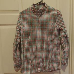 Boys XL Vineyard Vines button up shirt